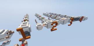 15 Seconds map - Minigame puzzle minecraft map screenshot 2