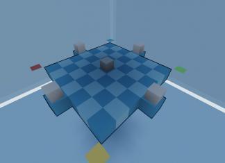 Cublex map screenshot 1