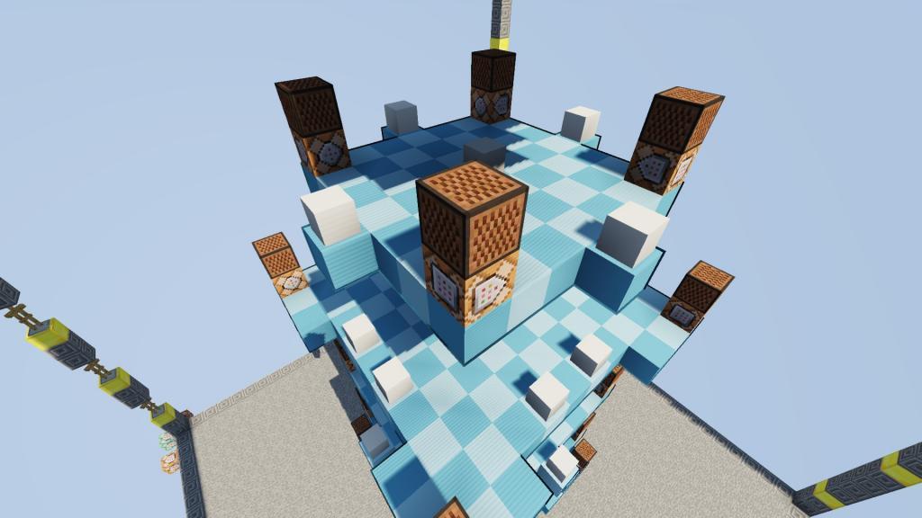Cublex map screenshot 2