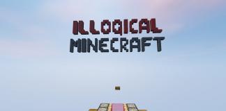 Illogical Minecraft map
