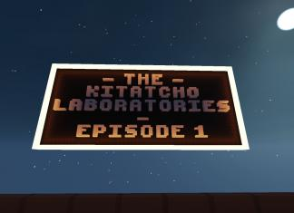 The Kitacho Laboratories Episode 1 map