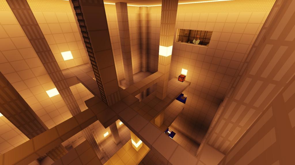 The Kitacho Laboratories Episode 1 map - screenshot 06