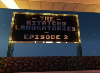 The Kitacho Laboratories Episode 2 map