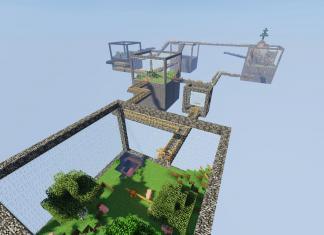 Cube Survival map