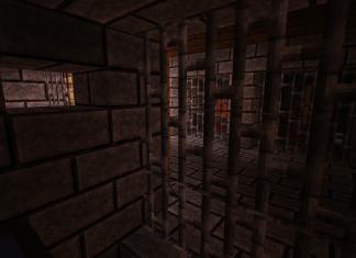 Escape prison map