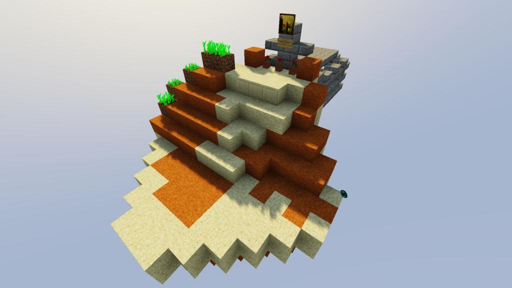 Floating Islands map - screenshot 3