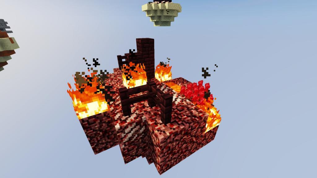 Floating Islands map - screenshot 4