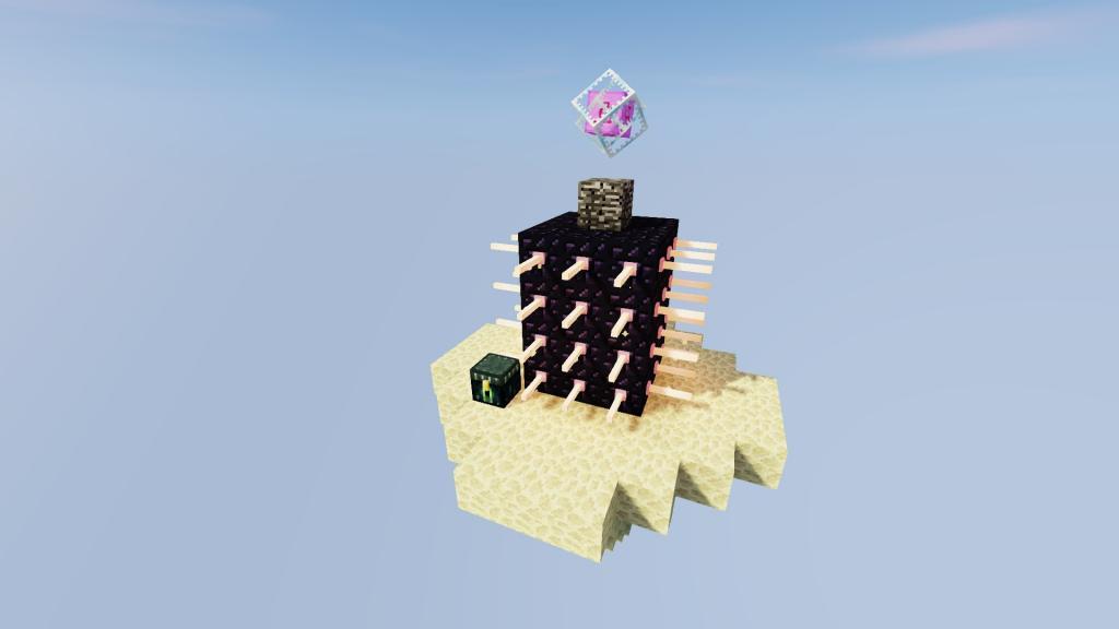 Floating Islands map - screenshot 5