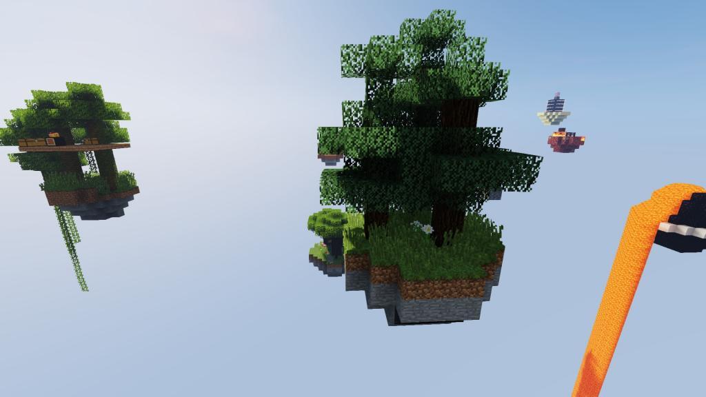 Floating Islands map - screenshot 7