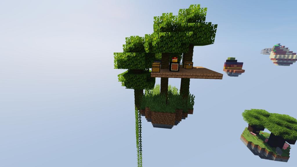 Floating Islands map - screenshot 8