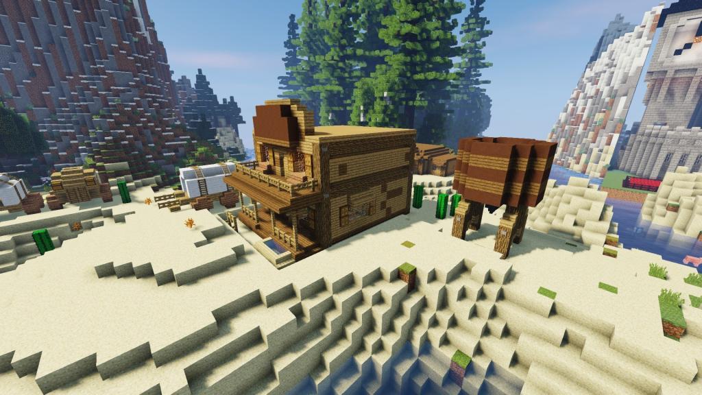Survival Island Extreme map - screenshot 7