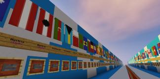National Flags map - screenshot 3