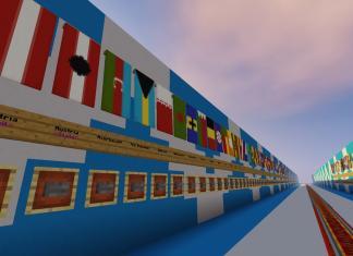 National Flags map - screenshot 3