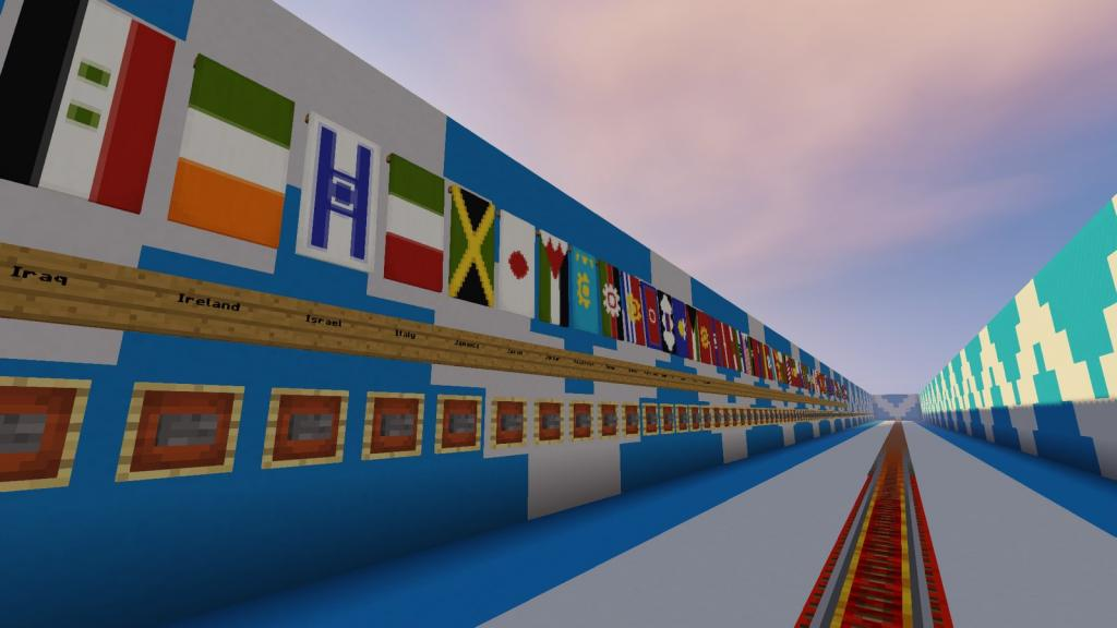 National Flags map - screenshot 5