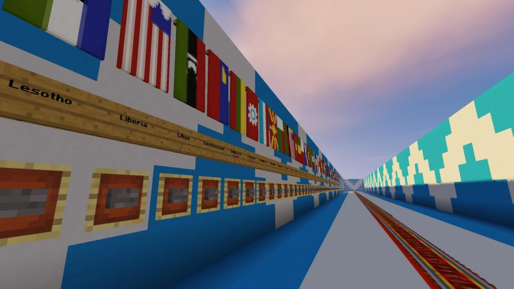 National Flags map - screenshot 6