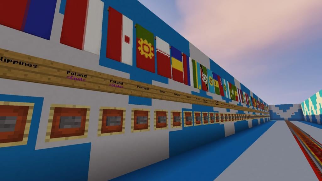 National Flags map - screenshot 7