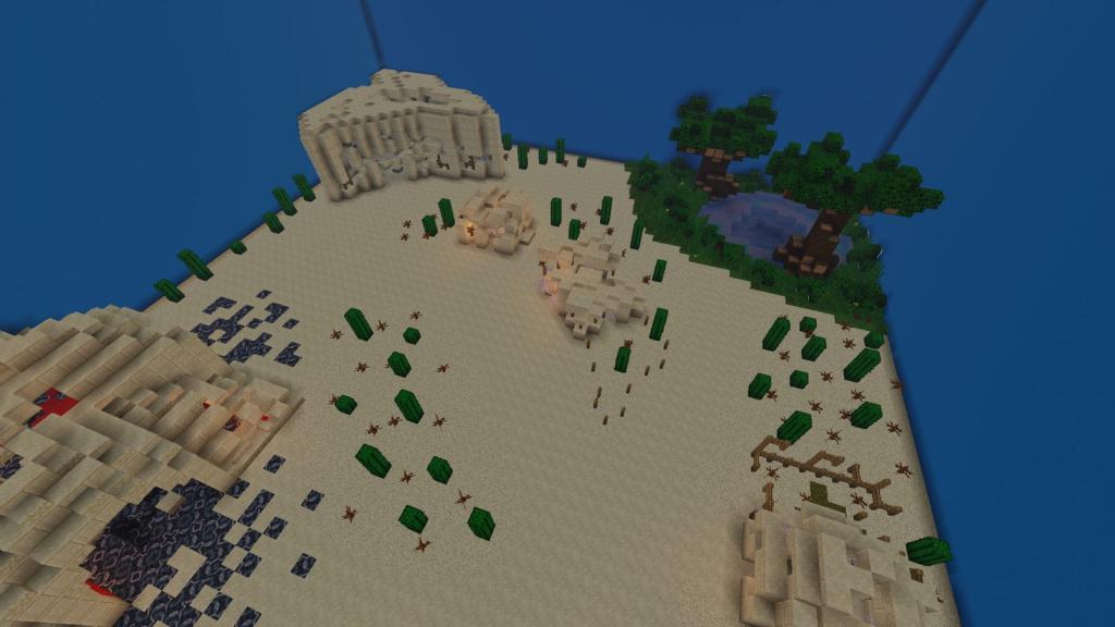 Trolled Buttons map - screenshot 2