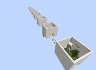 Boxed Biomes 2 map - screenshot 9