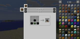 Corail Tombstone mod for Minecraft - screenshot 5