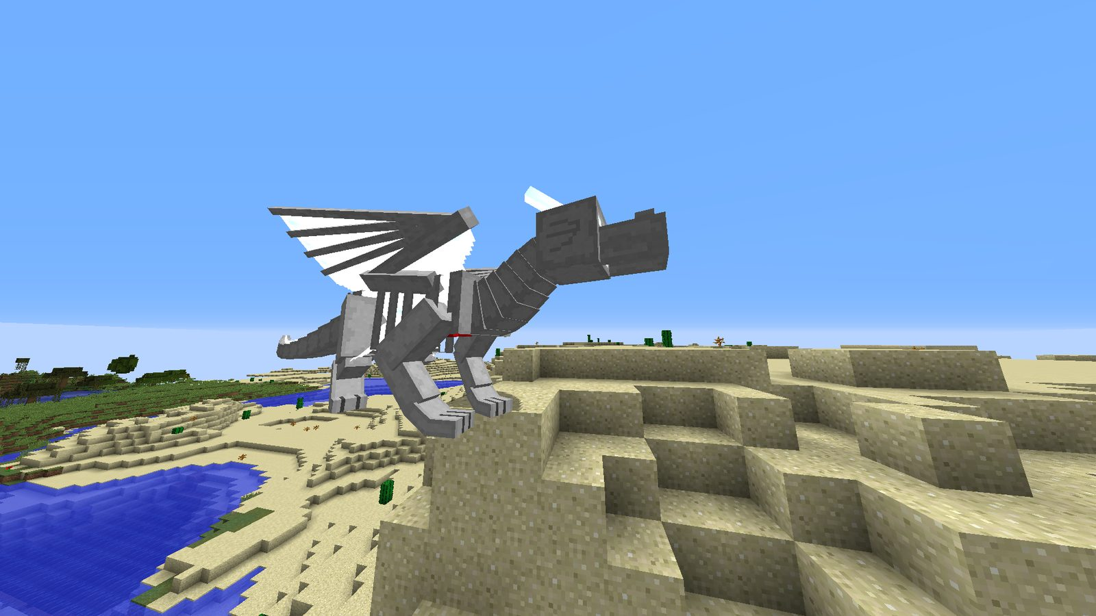Dragon Mounts 2 mod