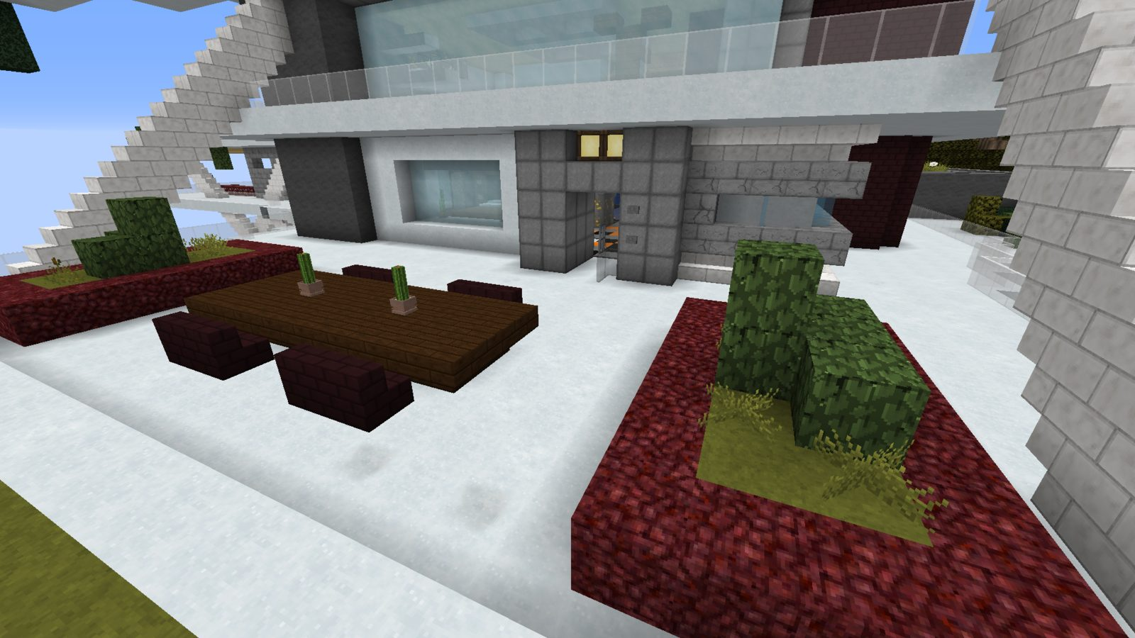 Monsterley Resource Pack for Minecraft 1 13 - 32x32 resource