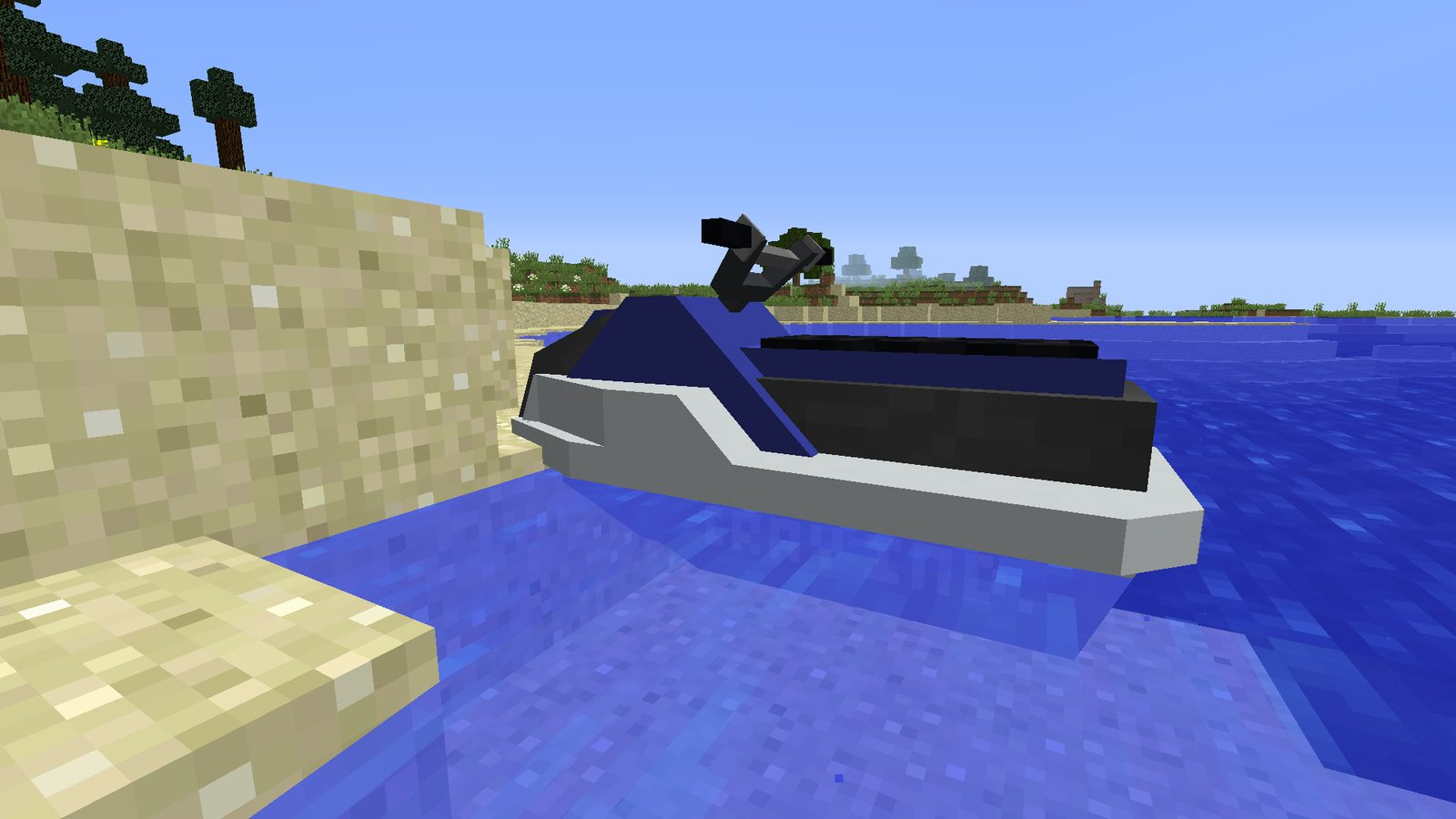 MrCrayfish's Vehicle mod 1.12.2 for Minecraft - drive and fly