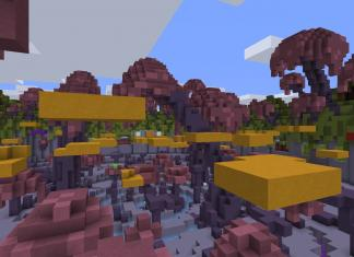 Platforms map - minigame map