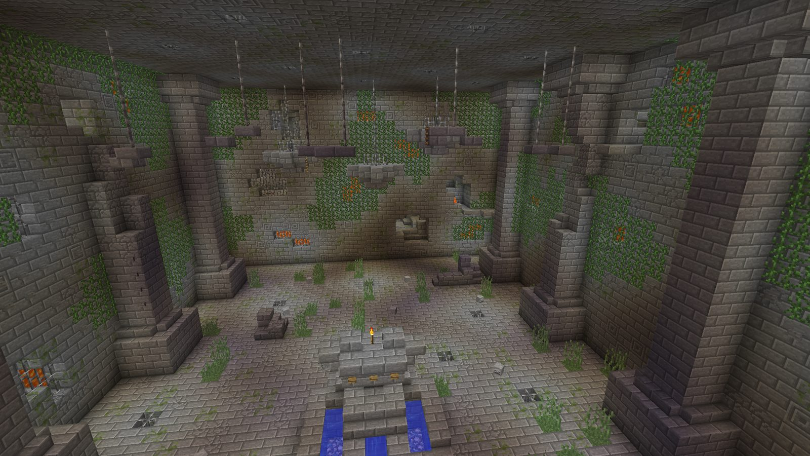 Prison Of The Monster Map For Minecraft Escape And Beat The - Adventure maps fur minecraft