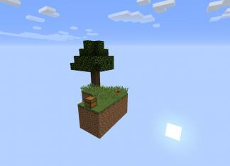 SkyBlock 3 map