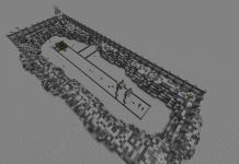 Unfair Prison map for Minecraft - screenshot 1