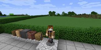 Kitsu's ForgeCraft mod for Minecraft