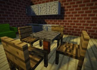 MrCrayfish's Furniture mod for Minecraft