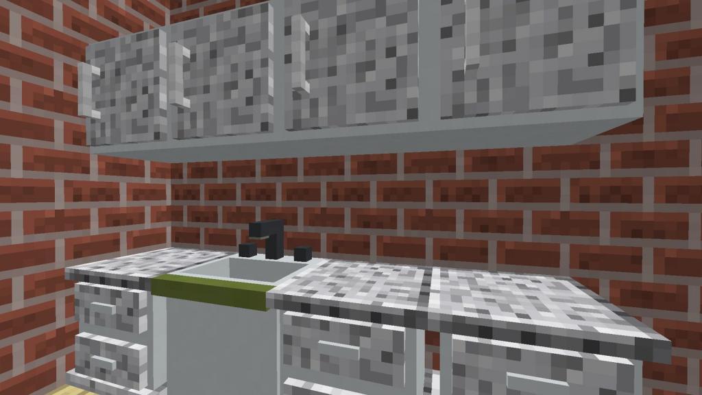 MrCrayfish's Furniture mod for Minecraft