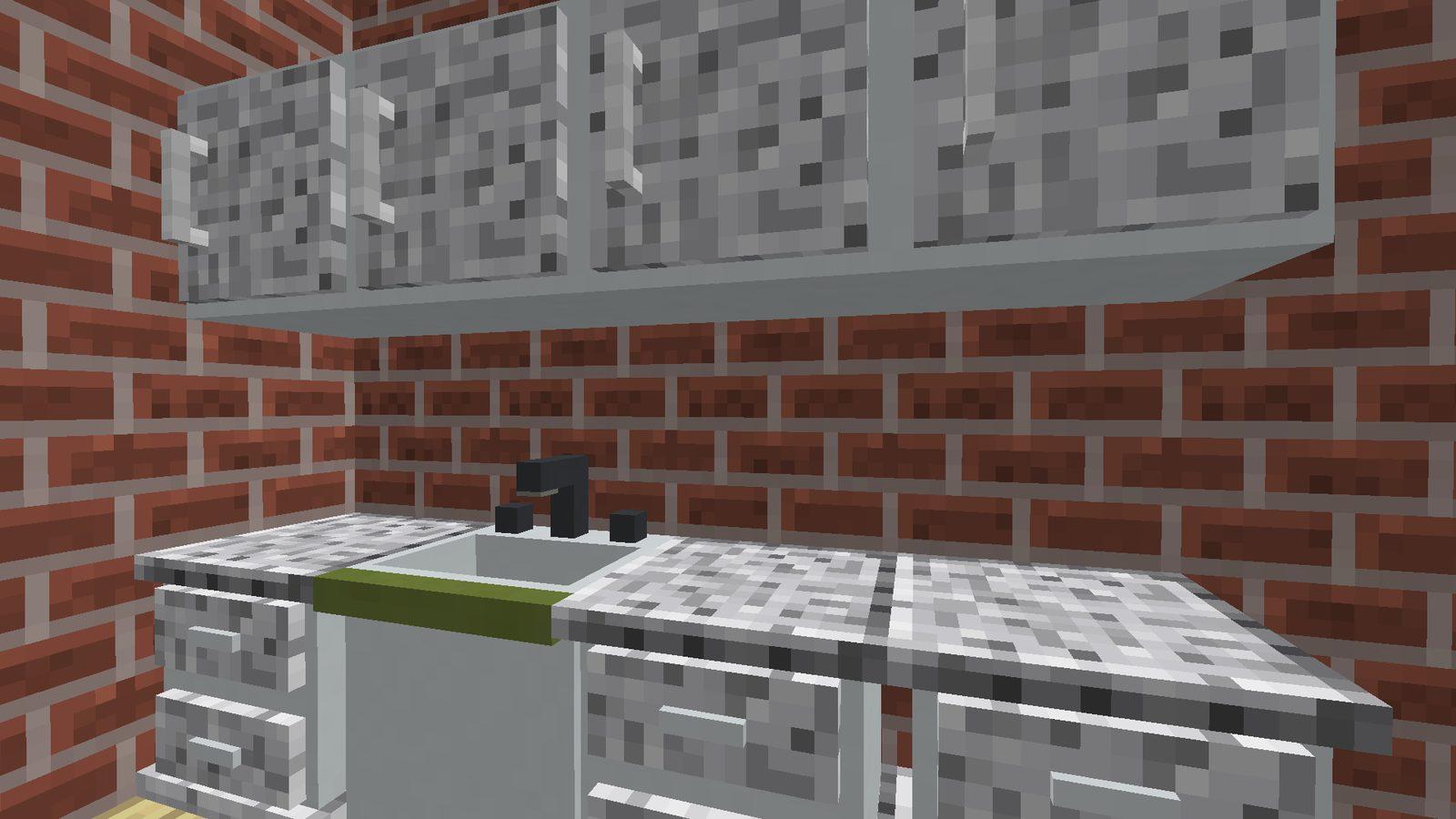 Mrcrayfish S Furniture Mod For Minecraft 1 12 2