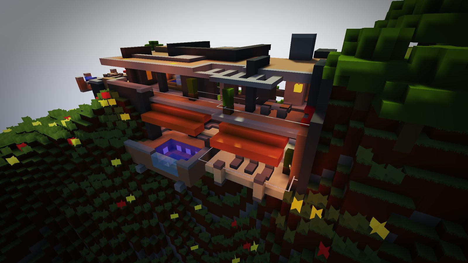 1 Pixel Resource pack for Minecraft
