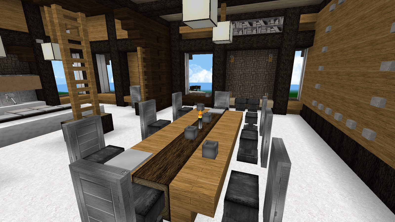 Smooth Realistic Resource pack for Minecraft