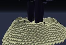 Super SkyBlock Land 2 map