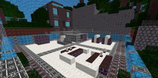 Wolfhound Fantasy Resource pack for Minecraft