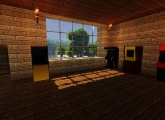 Arcade mod for Minecraft