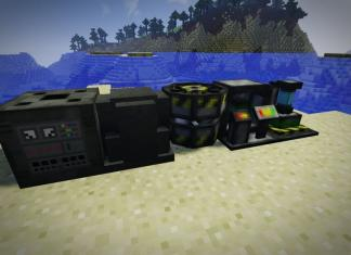 Atomic Science mod for Minecraft