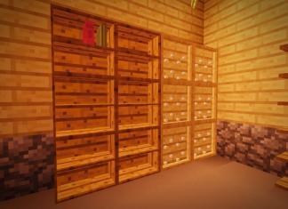 BiblioCraft mod for Minecraft