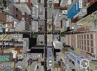 Chicago map for Minecraft