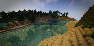 Dreamland forest Resource pack for Minecraft - screenshot 5