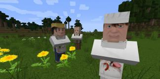 Monsterley HD universal Resource pack for Minecraft