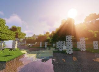 Naturus 2 resource pack for Minecraft