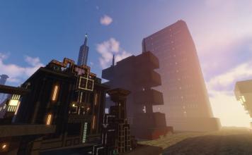 Norzeteus Space resource pack for Minecraft