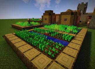 Pam's HarvestCraft mod for Minecraft