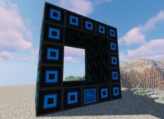 Portality mod for Minecraft