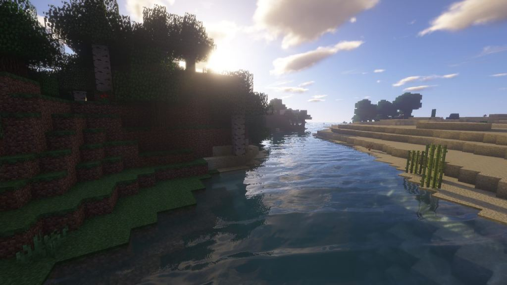SEUS Shaders version 11 0 for Minecraft - remarkable graphical boost