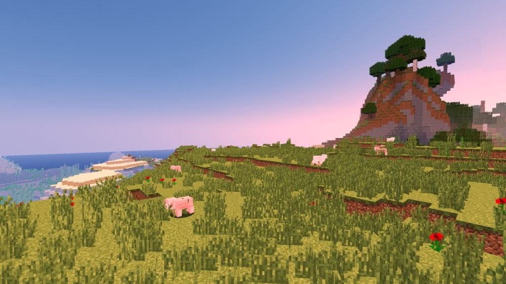 SFLP Shaders pack for Minecraft 1 14 4, 1 13 2, 1 12 2, 1 11